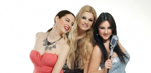 This group represents Serbia! Moje 3 is a group of three girls, Mirna Radulović, Nevena Božović and Sara Jovanović. They have participated The Voice of Serbia and one of the members has participated Junior Eurovision in 2007.