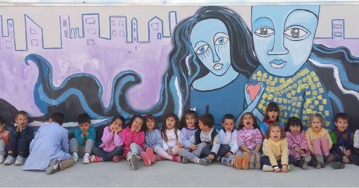 La oreja verde del aula: Explorando el mundo a los 4 años: SECUENCIA DIDÁCTICA: GRAFITIS, EL ARTE URBANO