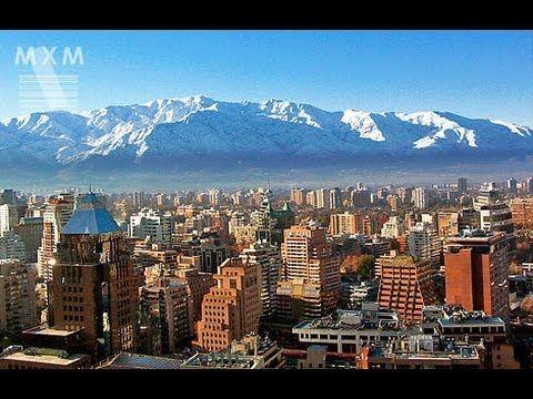 Madrileños por el Mundo en Santiago de Chile - YouTube