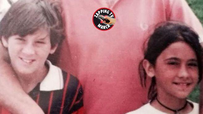 FC Barcelona: Messi y Antonella, una historia de amor desde los 12 años | Marca.com http://www.marca.com/futbol/barcelona/2017/06/30/59568122468aeb1a788b45cf.html