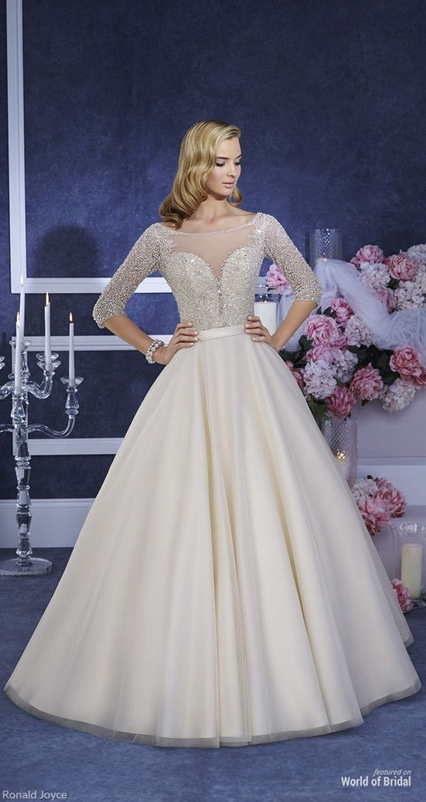 Ronald Joyce 2015 Wedding Dresses