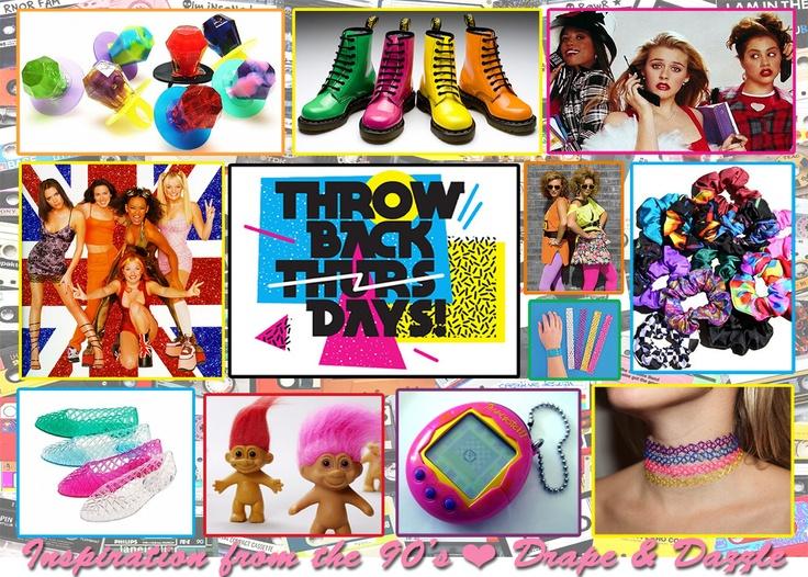 Throwback Thursdays!!! Loving the 90's...