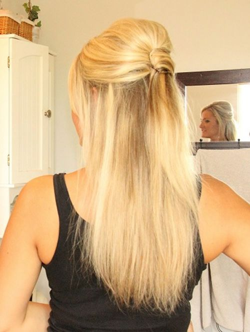 Prettiest Homecoming Hairstyles for 2021 | Hair styles ...
