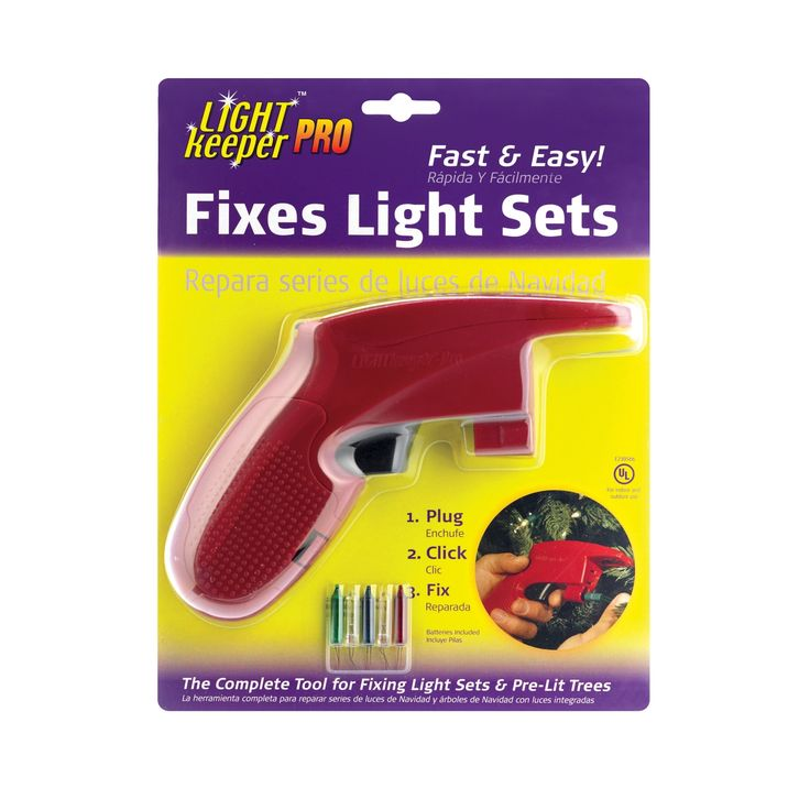 Light Keeper Pro Christmas Light Tester - Replacement Bulbs/Fuses - Ace Hardware