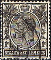 Straits Settlements 1912 SG 194 King George V Fine Used SG 194 Scott 150 Condition Fine Used Only one post charge applied on multipule purchases
