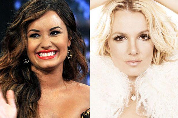 """Britney Spears e Demi Lovato juradas no """"X Factor"""""""