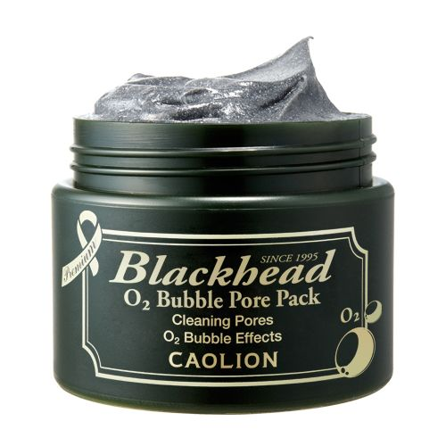 [caolion] Blackhead O2 bubble pore Pack 50g [p551-a000]