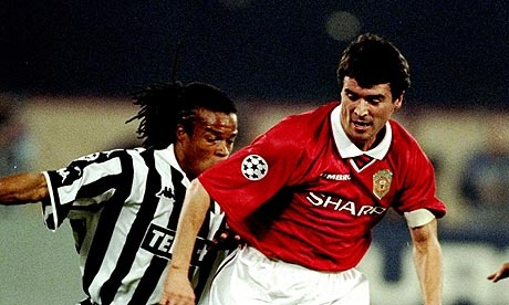 """""""Roy Keane Ravages Old Lady Juventus"""":  a great blog from manutd24.co.uk about Roy Keane's greatest game for Manchester United."""