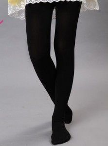 Ballet Tights Black 7038