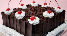 Black Forest Cake - NCC