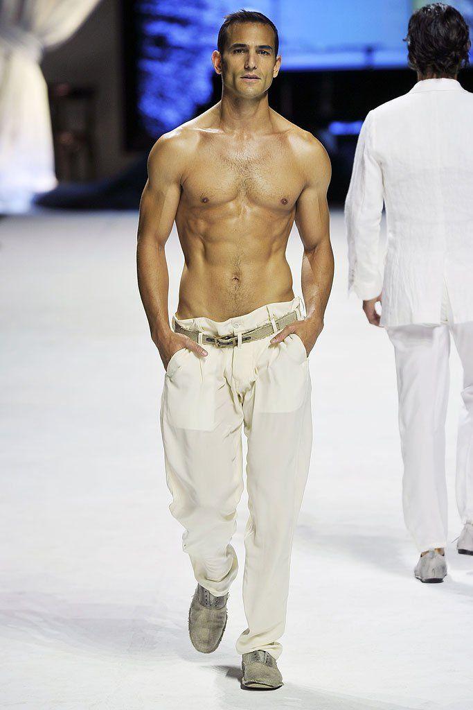 Dolce Amp Gabbana Male Models Amp Machismo Estilo