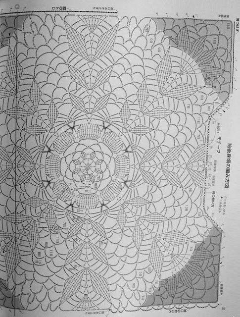 PATRONES GRATIS DE CROCHET: JERSEY o CHALECO a crochet con bella ...