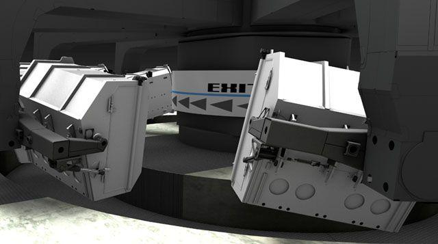 space shuttle simulator ride - photo #24