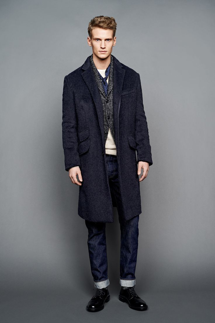 J.Crew Fall 2015 Menswear - Collection - Gallery - Style.com