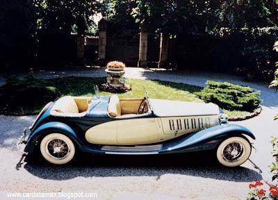 Lancia Astura Double Phaeton (1933)