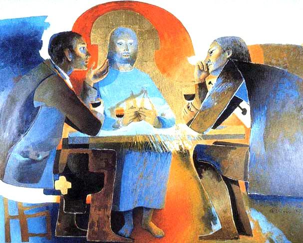 Câu chuyện Emmaus: một giáo hội thu nhỏ