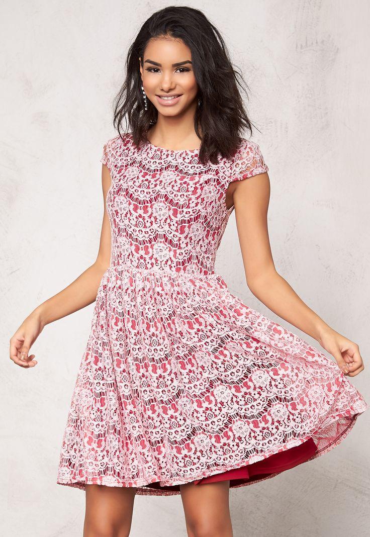 Model Behaviour Freja Dress - Bubbleroom