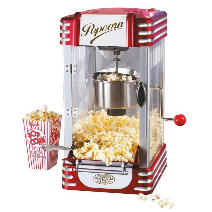 Popcornmaker Retro Deluxe - Geschenke von Geschenkidee