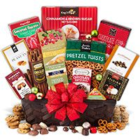 7 best gluten free basket ideas images on pinterest basket ideas our christmas gift baskets have everyones favorites from decadent baked goods to artisan chocolates and fine wines send the best with a holiday gift negle Image collections