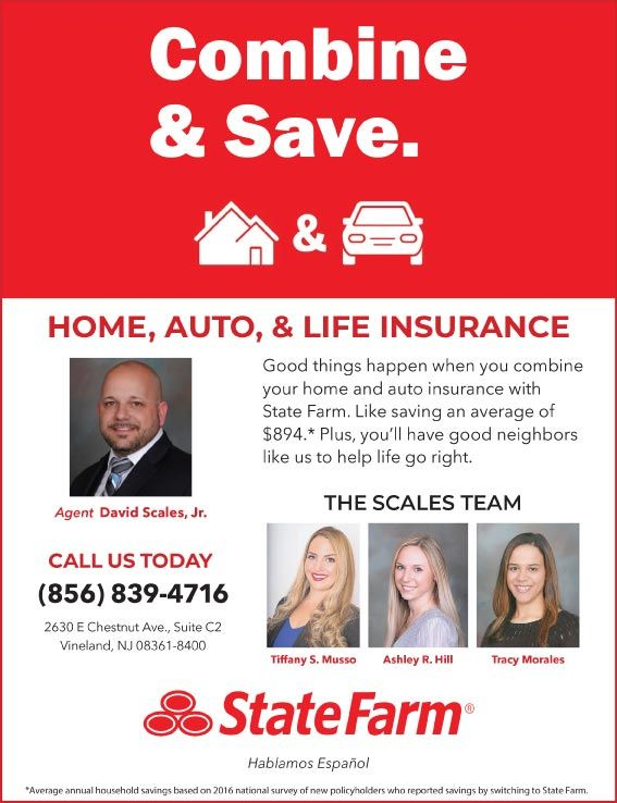David Scales Meet With David Scales To Bundle Your Home Auto And Life Insurance With State Farm Today Continue Rea Home And Auto Insurance State Farm Scale