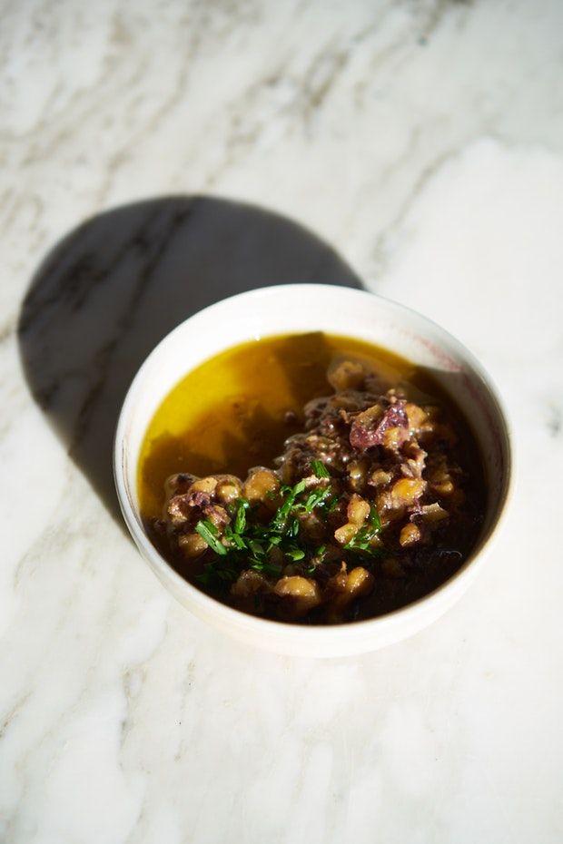 Walnut Olive Miso Magic Sauce | 101 Cookbooks