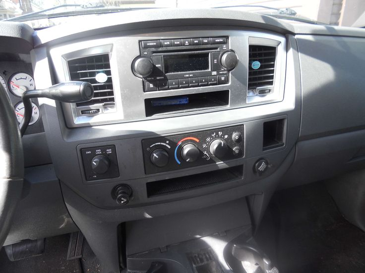 Make Dodge Model Ram 1500 Truck Year 2007 Body Style Extended Cab Pickup Exterior Color
