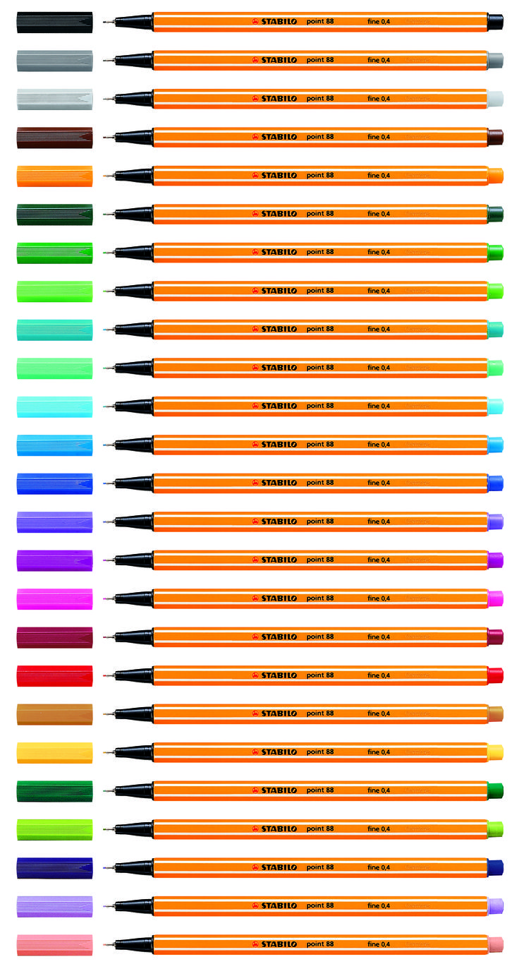 Stabilo pens, my one true love!<-have used all my life and just got my last set in Türkiye