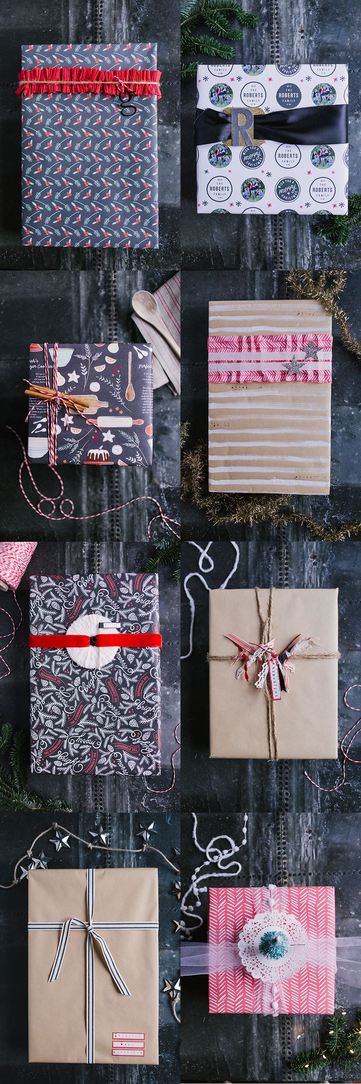 Handmade Mood | Wrapping Ideas | http://handmademood.com