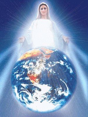 "Mother Mary - ""Heavenly Bath"" - 23.apríla 2014 - (anglicky) Sementes das…"