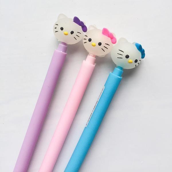Cute pencil border
