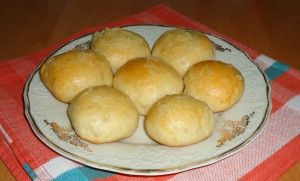 #Пампушки_к_борщу. Пшеничные и ржаные