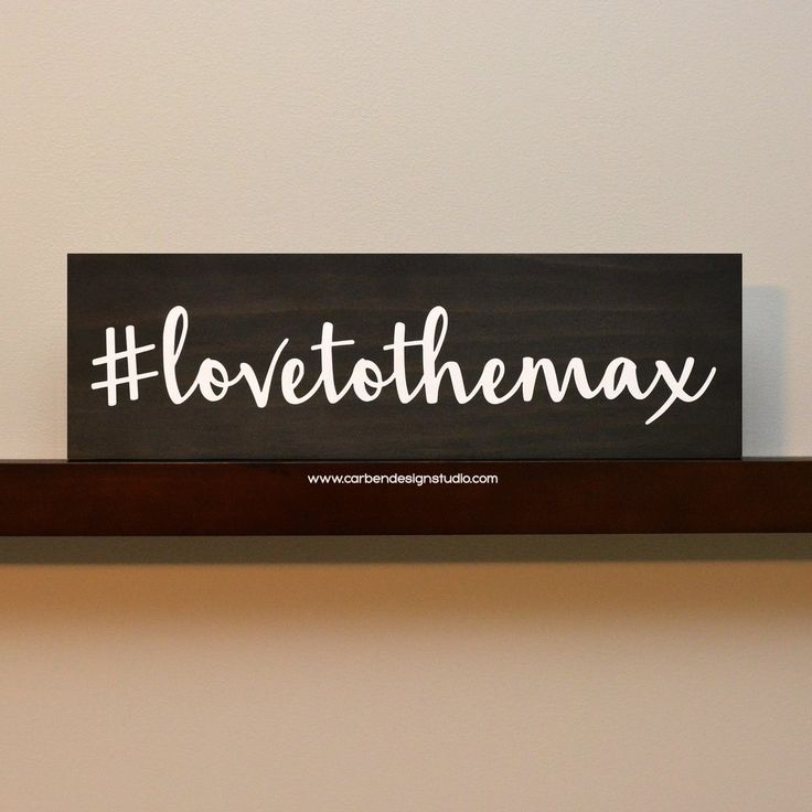 If you're planning a wedding or special celebration, you have most likely crafted the perfect hashtag! Share it with your guests by displaying this custom sign at your event and when the party's over,