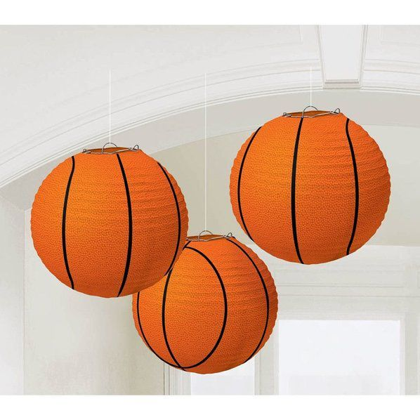 Need Basketball 9 1/2 Paper Lantern Decorations for your next event? Search Birthday in a Box for the most wanted individual and party invitations with cheap prices.