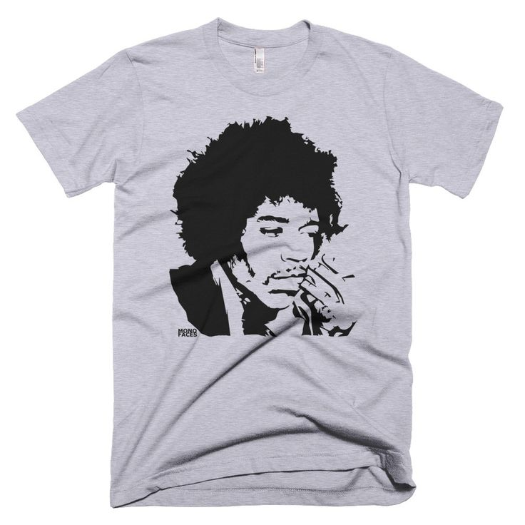 Jimi Hendrix Mens Shirt, Personalized Mens T-shirt, Boyfriend Gift, Rock Tshirt, Husband Gift, Best Selling Items, Monofaces, Jimmy Hendrix by MONOFACESoADULT on Etsy