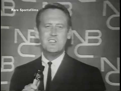 1965 World Series on NBC/CBC pregame The pregame of the 1965 World Series as broadcasted on NBC & simulcasted by CBC with Canadian commercials such as Gillette & Chrysler Canada. With a young Vin Scully with the play by play & the voice of the Twins Ray Scott, he checks the starting lineups for that game before commercial break.