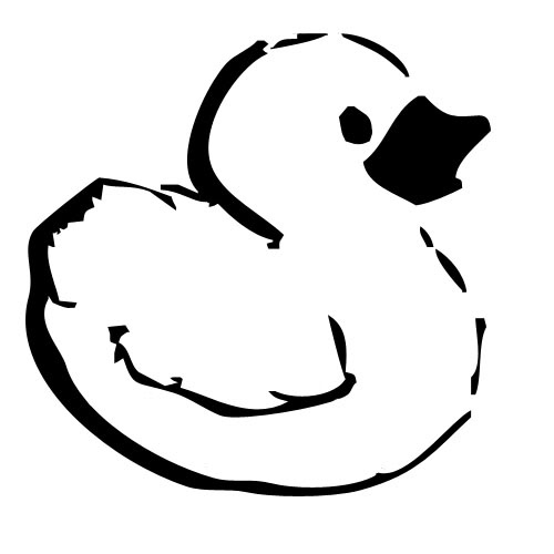 Dog S Ver Vinyl Decal Sticker | Woodworking projects | Dessin  |Duck Face Stencil