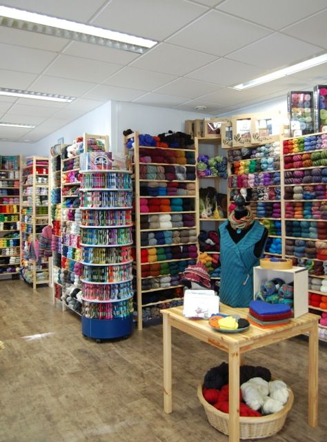 Trollenwol in #Driebergen #yarnshop