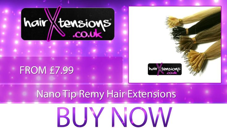 Nano Hair Extensions are the latest craze as the nano rings are so tiny!  We supply over 20 beautiful colour tones in 4 different lengths, priced from only £7.99 per bundle!  Get your Nano Hair Extens