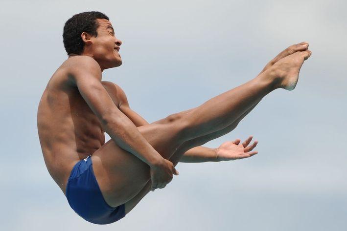 Top Brazilian diver Ian Matos comes out as gay - Outsports