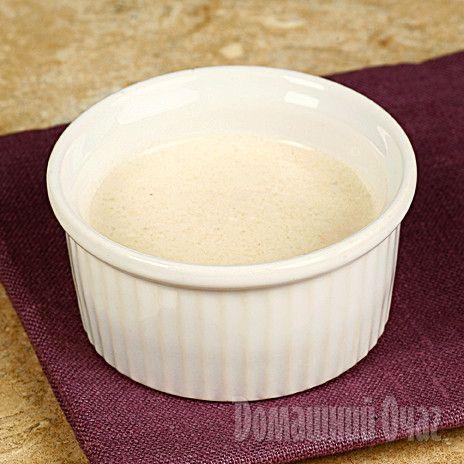 Идеальный соус к зразам, картофелю, запеченному мясу.