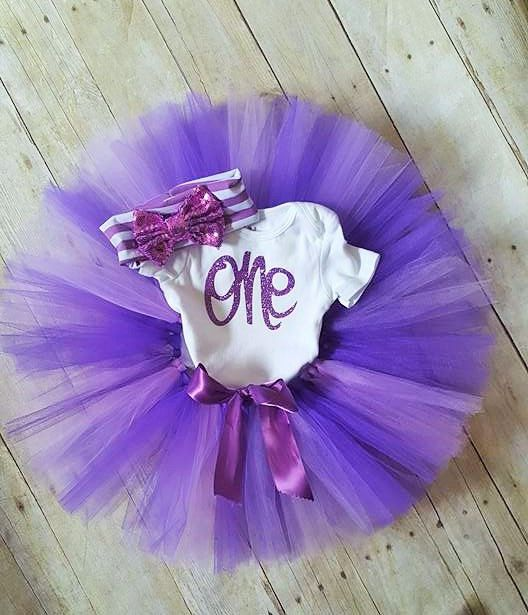 Check out this item in my Etsy shop https://www.etsy.com/listing/286308103/purple-and-lavender-baby-first-birthday