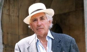 One of the best stage actors of his generation … Frank Finlay.