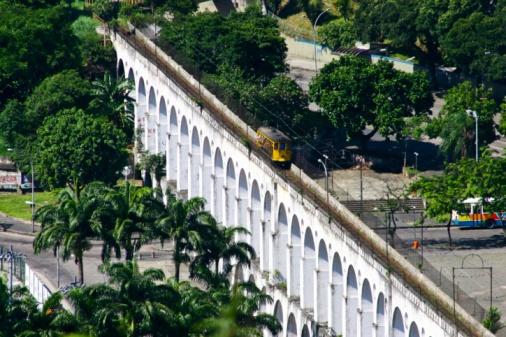 Arco da Lapa, Rio de Janeiro, Brazil