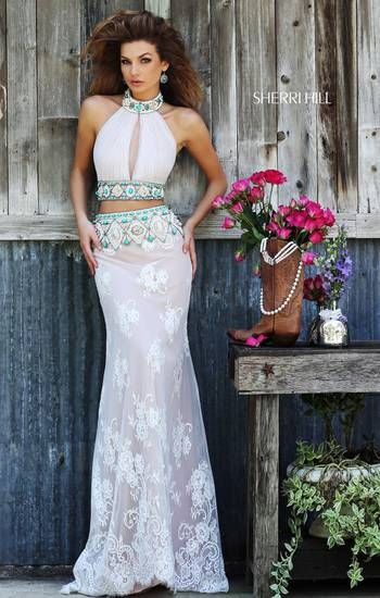 Sherri Hill Prom dress 2015 spring collection