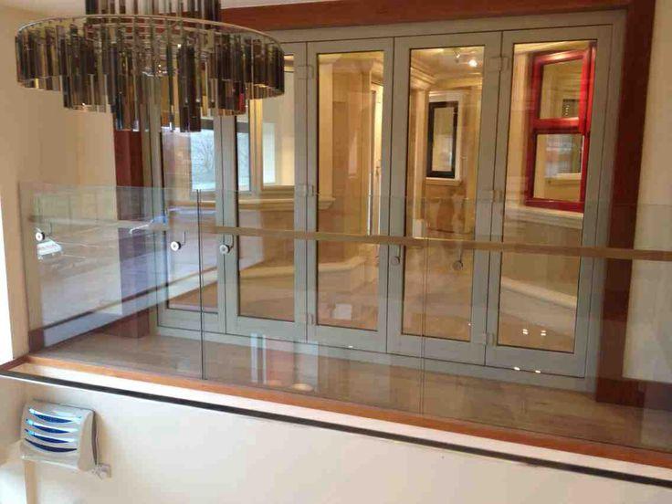 Bi Folding Doors - Munster Joinery