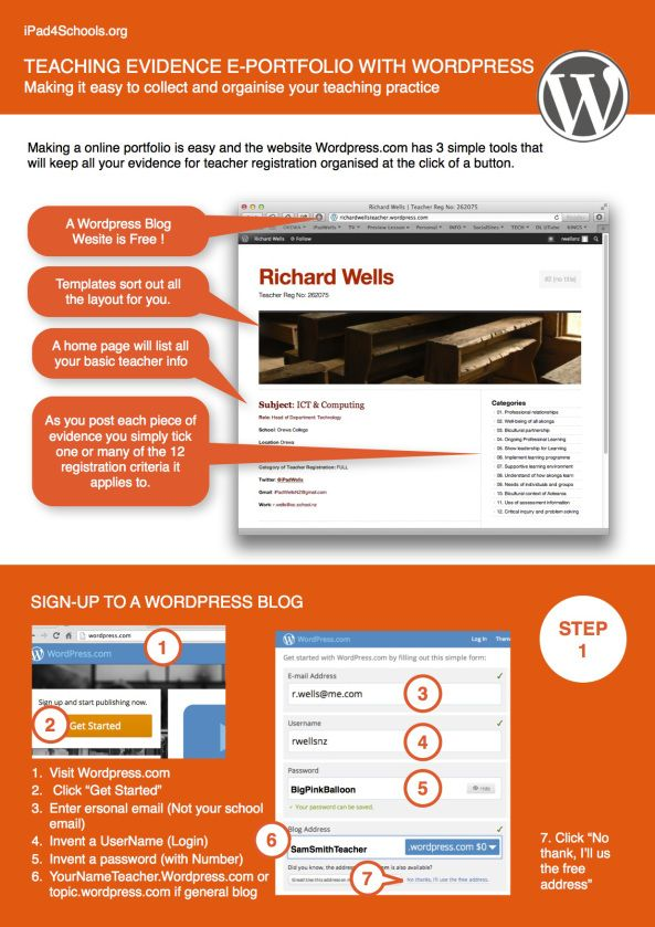 84 best eportfolio  digital portfolio resources images on