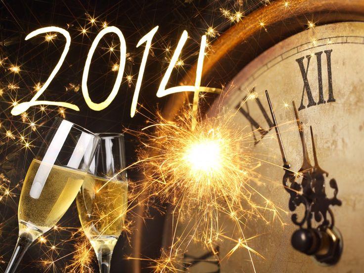 2014 -- It's right around the corner!