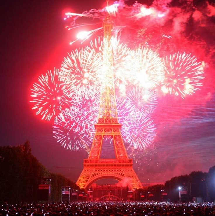 paris during bastille day