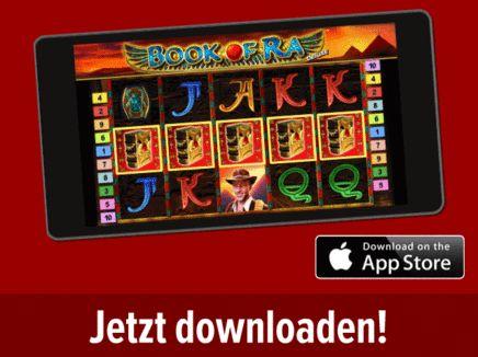 Book of Ra™ - Der Spielhallen-Hit als GRATIS App