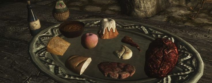Skyrim Complete Alchemy and Cooking Overhaul (CACO) Recipe List Unofficial Cookbook - BrianaDragon Creations